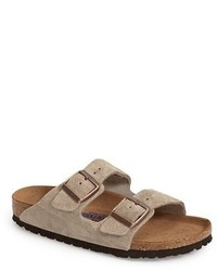 Arizona soft footbed suede sandal medium 443325