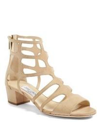 Nordstrom x jimmy choo ren block heel sandal medium 1201485
