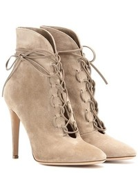 Empire lace up suede ankle boots medium 842856