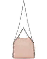 Pink falabella shaggy deer mini tote medium 526779