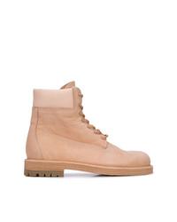 Hender Scheme Lace Up Boots