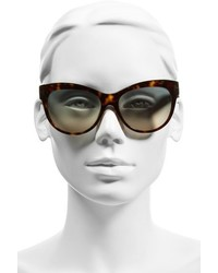 67783968a8 ... Tom Ford Lily 56mm Cat Eye Sunglasses ...