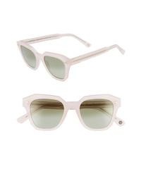 AHLEM Pont Des Arts 48mm Square Sunglasses