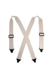CTM 15 Inch Undergart Airport Suspenders Beige Tall