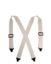 Ctm 15 inch undergart airport suspenders beige tall medium 54640