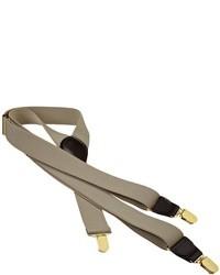Geoffrey Beene Elastic Suspenders