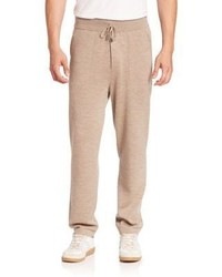 Ralph Lauren Cashmere Silk Blend Sweatpants