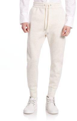 8447a43bb169cb ... Helmut Lang Curved Leg Track Pants ...