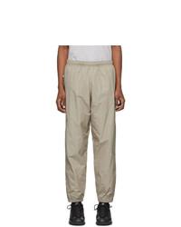 Nike Khaki Nrg Track Pants