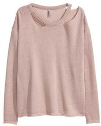 H&M Trashed Sweatshirt