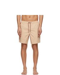 Burberry Beige Swim Shorts