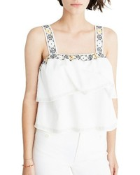 Anita emboridered tank medium 4344114