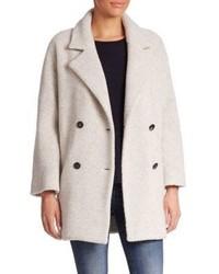 MiH Jeans Larking Textured Coat