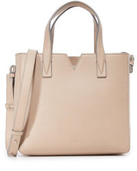 Vince Signature Mini Eastwest Tote