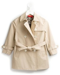 Rykiel Enfant Classic Trench Coat