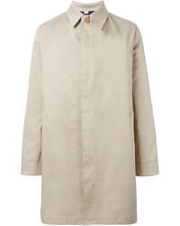Ami alexandre mattiussi long mac coat medium 442232