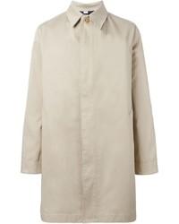 Ami alexandre mattiussi long mac coat medium 442232