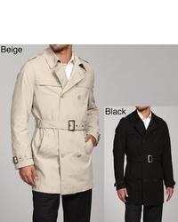 Ferrecci Belted Raincoat