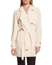 Vince Camuto Belted Soft Trench Coat