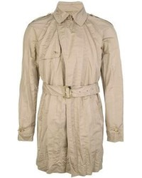 Belted trench coat medium 103311