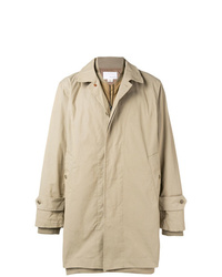 Nanamica Bomber Trench Coat
