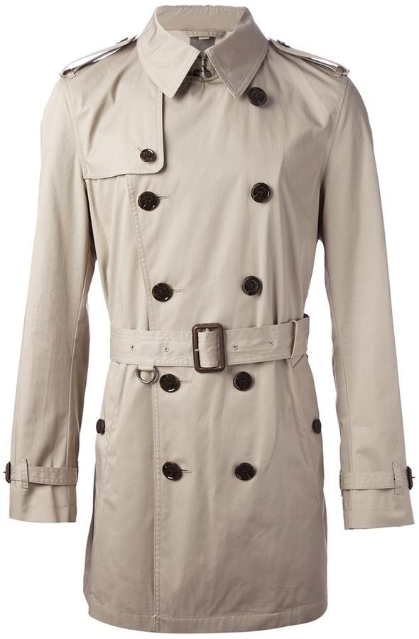 Burberry Brit Britton Trench Coat