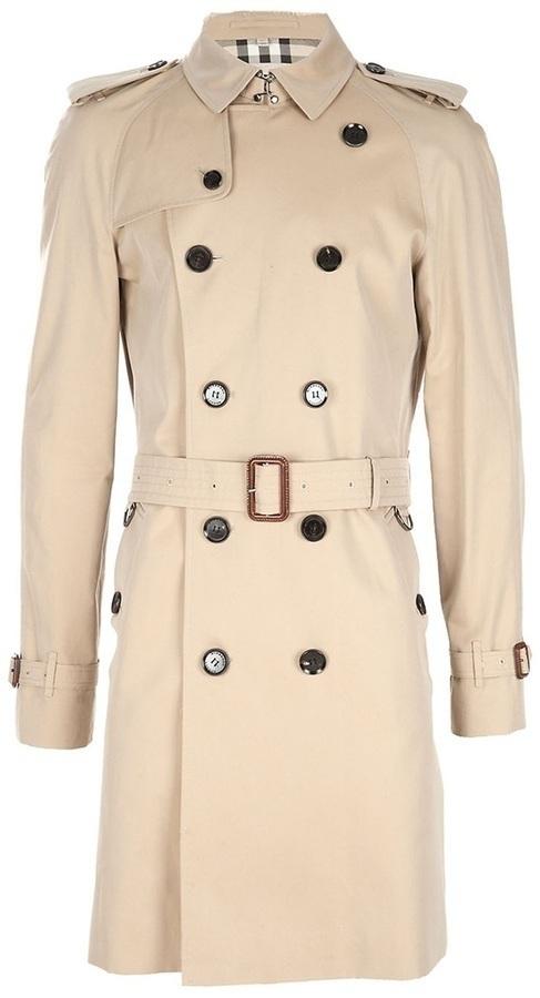 Burberry London Britton Trench Coat