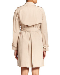 Marc by Marc Jacobs Classic Cotton Trenchcoat