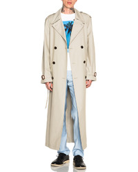 Maison Margiela Cotton Nylon Cavalry Trench