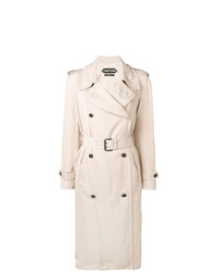Tom Ford Double Breasted Trench Coat