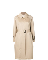 MACKINTOSH Honey Cotton Single Breasted Trench Coat Lm 097bs