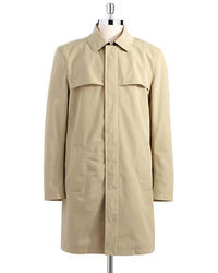 Black Brown 1826 Hydrofuge Trench Coat
