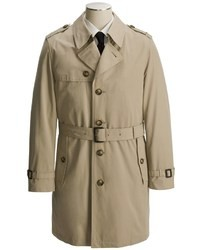 Ralph Lauren Lauren By Maxwell Belted Raincoat