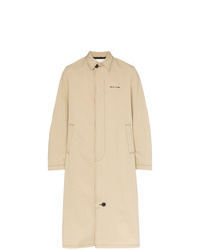 1017 Alyx 9Sm Logo Trench Coat