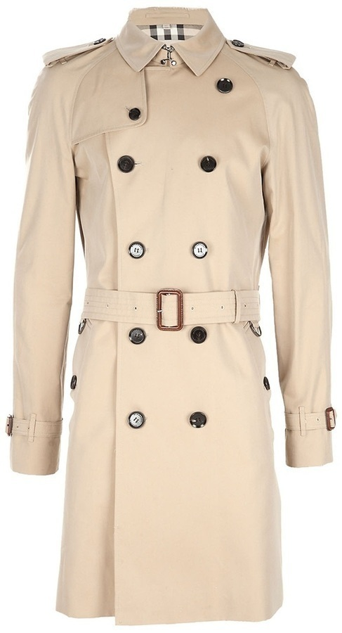 Burberry London Britton Trench Coat