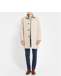 Paul Smith London Cotton Twill Trench Coat