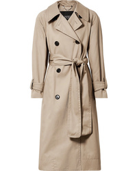 Marc Jacobs Oversized Cotton Twill Trench Coat