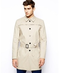 Paul Smith Ps By Trench Beige