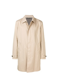 Z Zegna Plain Trench Coat