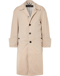 Runway oversized cotton gabardine trench coat medium 3647868