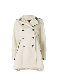 Woolrich Short Trench Coat