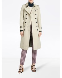 Burberry The Chelsea Extra Long Trench Coat