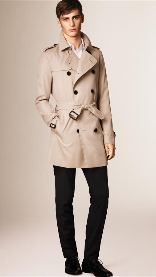 The kensington mid length heritage trench coat original 677523