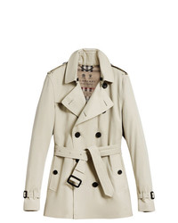 Burberry The Kensington Short Trench Coat