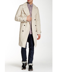 Gant The Mb Wool Trench Coat