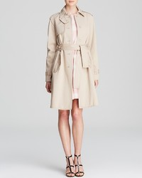 Marc by Marc Jacobs Trench Classic Cotton Slim