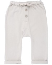Organic Cotton Jersey Pants