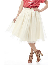 Miss avenue charming tulle skirt medium 469334