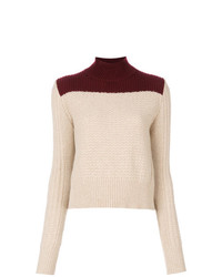 Marni Bi Colour Roll Neck Sweater