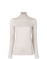Le Tricot Perugia High Neck Jumper